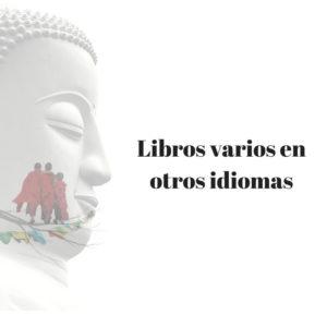 Libros varios en otros idiomas