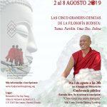DÉCIMO PRIMER CURSO-PROGRAMA DE ESTUDIOS. RETIRO DE VERANO 2 AL 8 AGOSTO 2019
