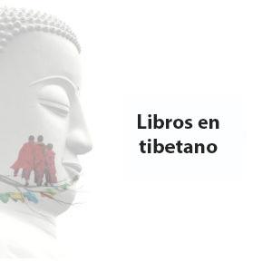 Libros en tibetano