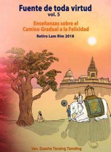 NOVEDAD: FUENTE DE TODA VIRTUD vol. 5